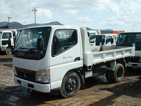 寸法 2t ダンプ トラックの種類・サイズ・形状・寸法、小型・中型・大型のちがい